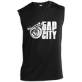 Gap City Turbo Boosted Racing Sleeveless Performance T-Shirt