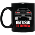 Camaro 4th Gen 11 oz. Black Mug