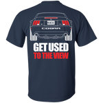 New Edge Ford Mustang Cobra Terminator 2003 2004 T-Shirt