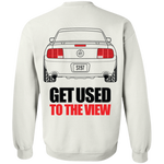 WSA S197 Ford Mustang GT 2005-2009 Crewneck Sweatshirt