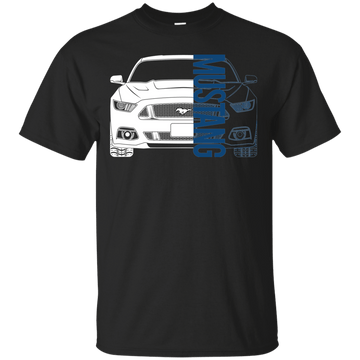 S550 Debadged Double Sided T-Shirt