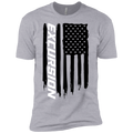 Youth Excursion 7.3 Power Stroke American Flag Boys' Cotton T-Shirt