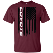 Coyote Ford Mustang Flag T Shirt  S550 S197 F 150