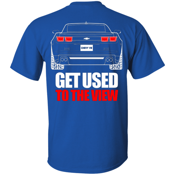 Camaro 5th Gen Double Sided T-Shirt