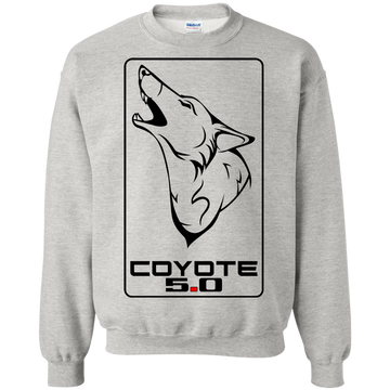 5.0 Coyote S550 S197 Ford Mustang Crewneck Pullover Sweatshirt