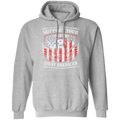 Support Your Country and Drive American Pullover Hoodie