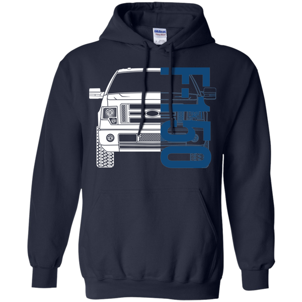 Ford F-150 Truck Pullover Hoodie F150 2009 2010 2011 2012 2013 2014