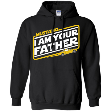 Classic Mustang I am Your Father Hoodie