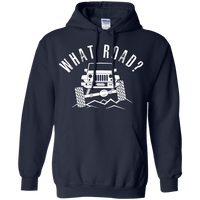 What Road?  Pullover Hoodie