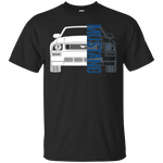 S197 Mustang Debadged Double Sided T-Shirt