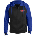 Ford Fiesta ST Full-Zip Hooded Jacket