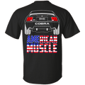 New Edge Ford Mustang Cobra American Muscle T-Shirt 1999 2000 2001 200