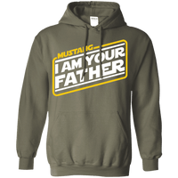 Mustang I am Your Father Hoodie