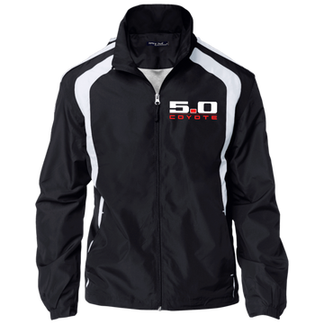 Coyote 5.0 Ford Mustang S550 S197 Jersey-Lined Jacket