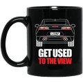 Camaro 11 oz. Black Mug