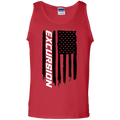 WSA Excursion Power Stroke American Flag Tank Top