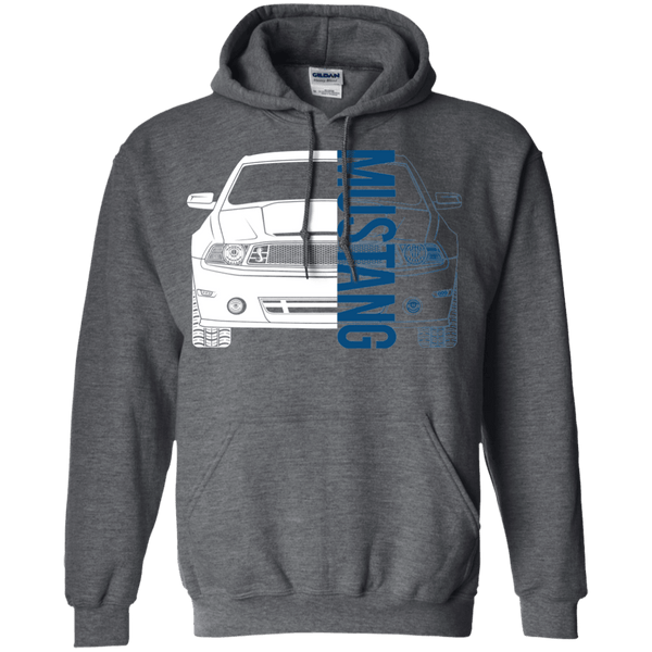 S197 Shelby Cobra Ford Mustang Pullover Hoodie 2013 2014