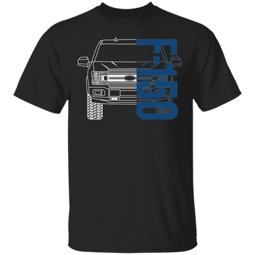 F-150 Double Sided Get Used to the View T-Shirt