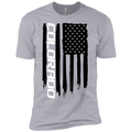 Youth Colorado Truck American Flag Boys' Cotton T-Shirt