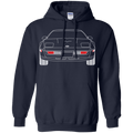 C4 Chevy Corvette Pullover Hoodie