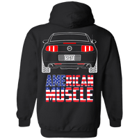 S197 Ford Mustang Pullover American Muscle Hoodie 2011 2013