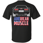 C4 Chevy Corvette American Muscle T-Shirt