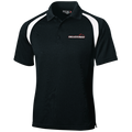 Silverado 1500 2500 3500 Moisture-Wicking Tag-Free Golf Shirt