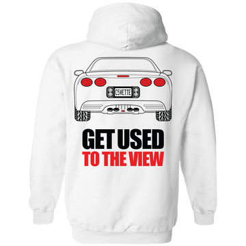 C5 Chevy Corvette Pullover Hoodie