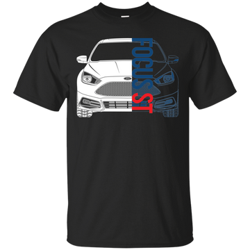 Ford Focus ST T-Shirt 2015 2016 2017 2018
