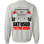 WSA New Edge Ford Mustang GT 1999-2004 Crewneck Sweatshirt