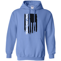 S197 Ford Mustang 2005-2014 American Flag Pullover Hoodie