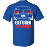 S197 Ford Mustang GT Outline 2005-2009 T-Shirt