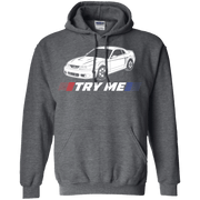 Try Me New Edge Mustang Pullover Hoodie 1999 2000 2001 2002 2003 2004