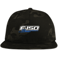 F-150 Ecoboost Truck Flat Bill High-Profile Snapback Hat