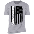 Youth Canyon Truck American Flag Boys' Cotton T-Shirt