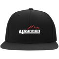 4Runner SR5 TRD Flat Bill High-Profile Snapback Hat