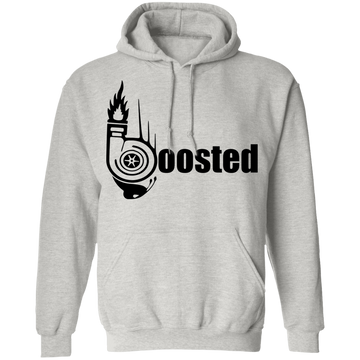 Boosted Turbo Racing Twin Turbo Gapped Pullover Hoodie