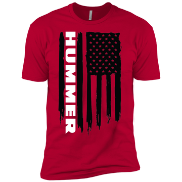 Youth Hummer H1 H2 H3 American Flag Boys' Cotton T-Shirt