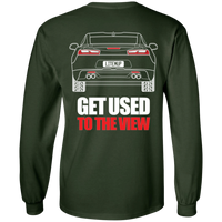 6th Gen Chevy Camaro SS T-Shirt Long Sleeve