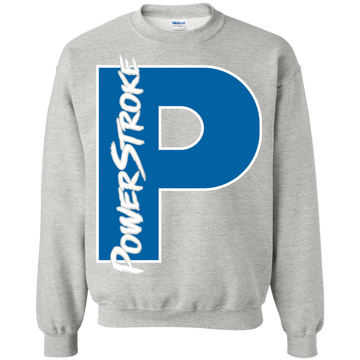 Power Stroke F-250 F-350 Ford Crewneck Pullover Sweatshirt