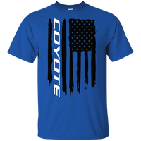 Coyote Ford Mustang Flag T-Shirt  S550 S197 F-150