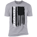 Youth Coyote 5.0 Mustang S550 S197 American Flag Boys' Cotton T-Shirt