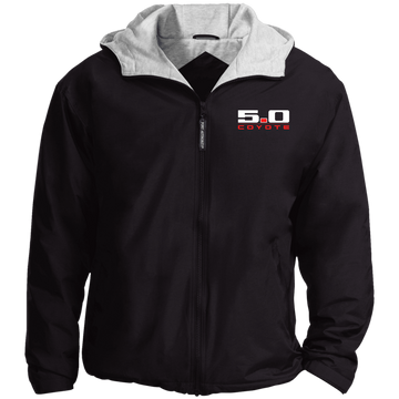 Coyote 5.0 Mustang S550 S197 Nylon Team Jacket