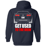Camaro 5th Gen Double Sided Hoodie
