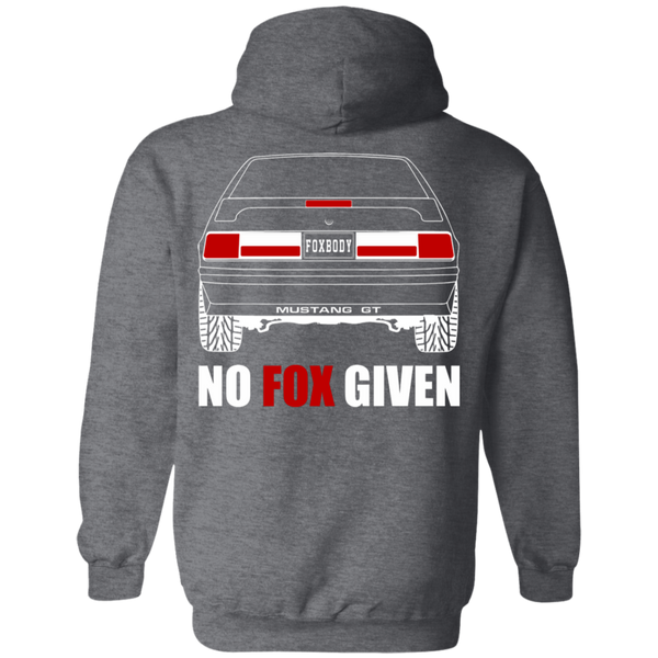 Foxbody Ford Mustang No Fox Given GT LX Pullover Hoodie