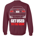 SN95 Ford Mustang Pullover Sweatshirt 1997 1998