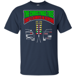 S550 vs S197 Mustang Drag Tree Christmas Over T-Shirt