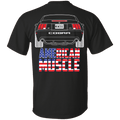 New Edge Ford Mustang Terminator American Muscle T-Shirt 2003 2004