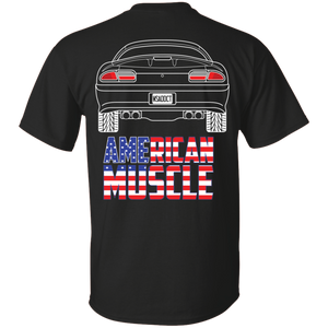 4th Gen Camaro American Muscle T-Shirt