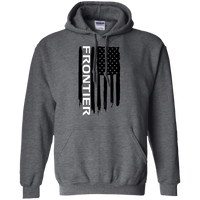Nissan Frontier American Flag Pullover Hoodie